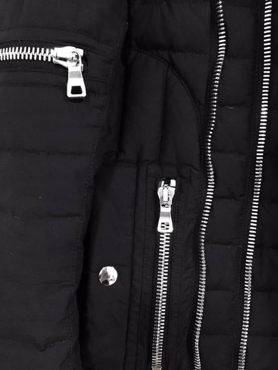 Balmain Quilted Puffer Moto Jacket Size US S / EU 44-46 / 1 - 5