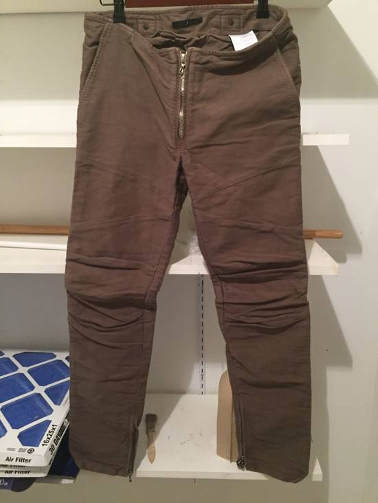 Julius Heavy Moleskin Trousers Size US 31 - 3