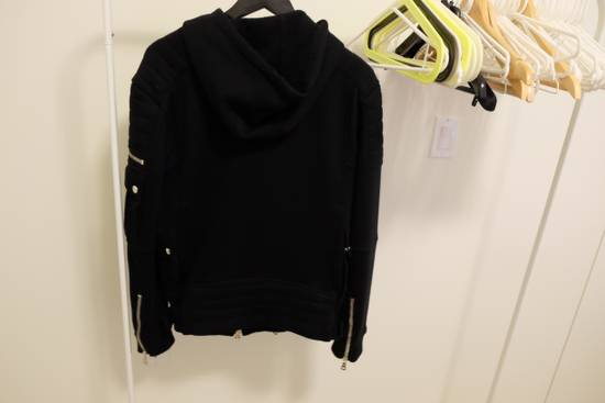 Balmain Black hoodie Size US S / EU 44-46 / 1 - 2