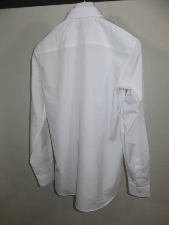 Givenchy Embroidered stars collar shirt Size US XL / EU 56 / 4 - 3