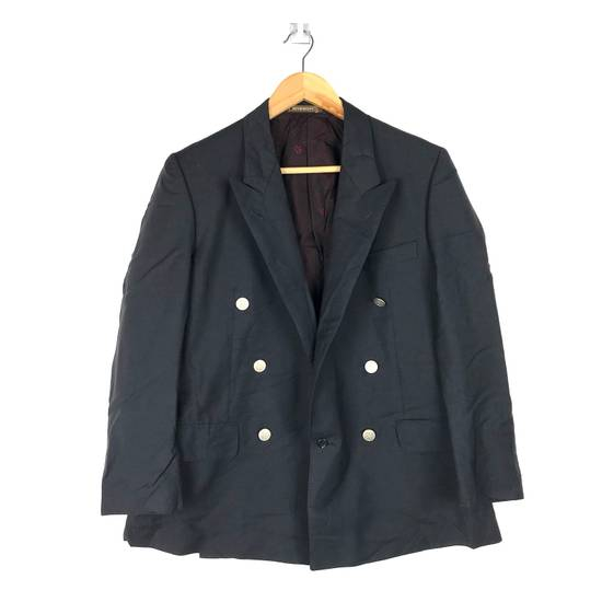 Givenchy Givenchy Wool Coat Blazer Made In Italy Size 40S - 1