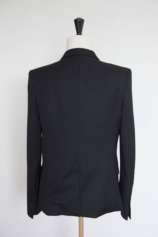 Balmain 2015 black tuxedo jacket Size 38R - 3