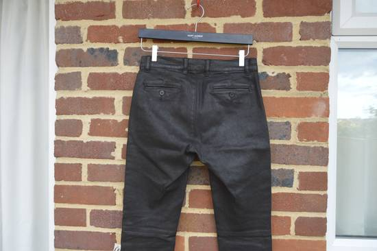 Balmain Waxed Denim Chinos Size US 28 / EU 44 - 5