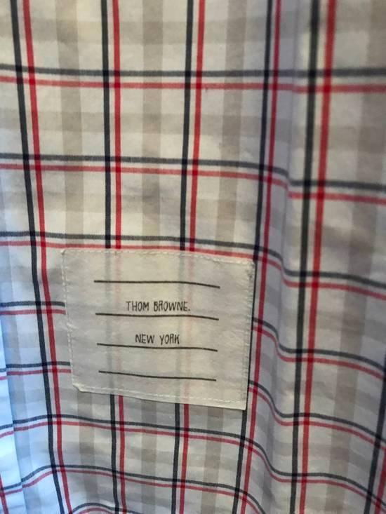Thom Browne Thom Browne Checkered Shirt Size US S / EU 44-46 / 1 - 1