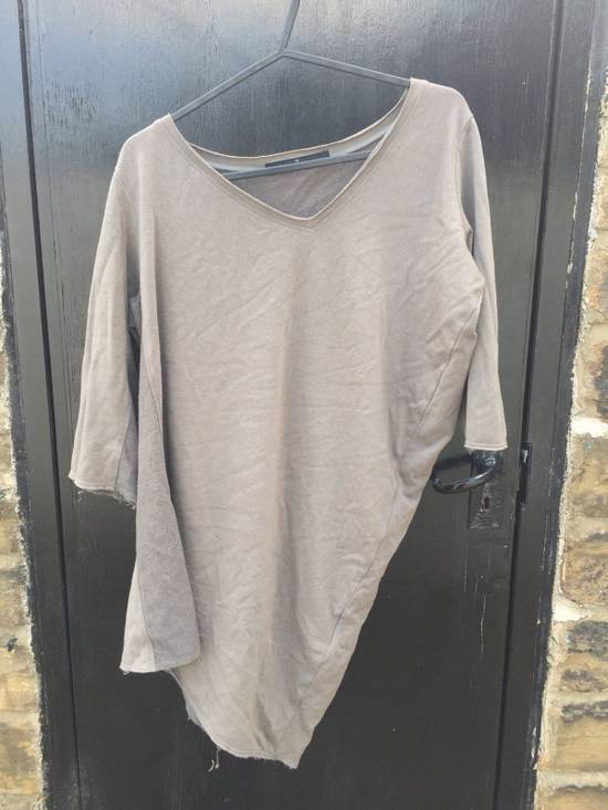 Julius J-Shaped Grey Cupro Rayon Sweat Size US S / EU 44-46 / 1 - 3