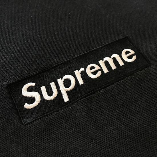 Supreme 1994 Black Box Logo Hoodie Size US L / EU 52-54 / 3