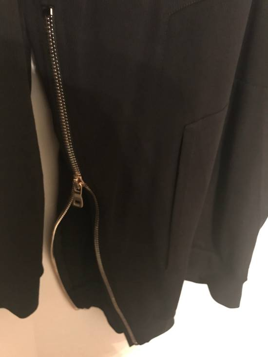 Balmain Black Gold Crest Embroidered Hoodie Size US S / EU 44-46 / 1 - 3