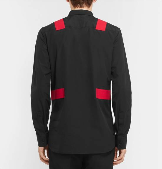 Givenchy Red bands shirt Size US XL / EU 56 / 4 - 4