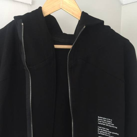 Julius Dust zip up hoodie s/s2017 (BNWT) Size US S / EU 44-46 / 1 - 4