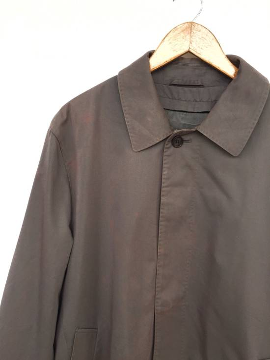 Givenchy [ LAST DROP ! ] Dark Brown Oversized Trench Coat/Jacket Size US L / EU 52-54 / 3 - 1