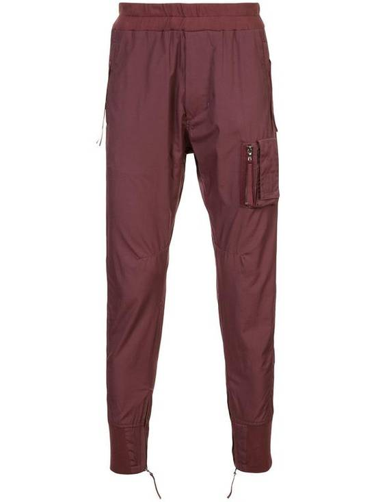 Julius Burgandy Pants Size US 32 / EU 48 - 2