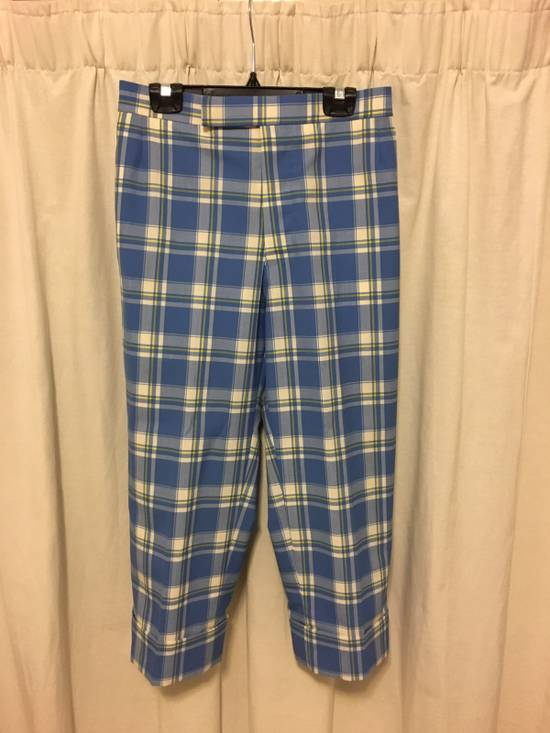 Thom Browne SS13 Check Pants Size US 28 / EU 44