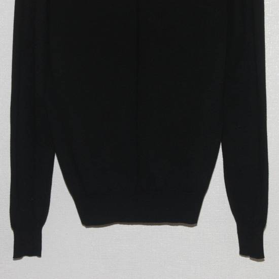 Givenchy Men's Givenchy Love Embroidered Black Cardigan Size S Size US S / EU 44-46 / 1 - 6