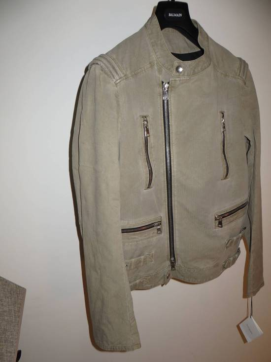 Balmain Zip biker jacket Size US XL / EU 56 / 4 - 8