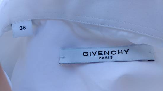 Givenchy Givenchy Star and Stripe Embroidered Rottweiler Shark Shirt size 38 (relaxed S) Size US S / EU 44-46 / 1 - 7
