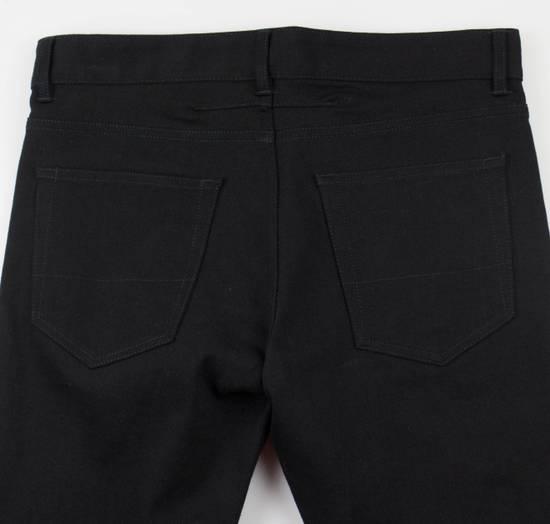 Givenchy Black Cotton Blend Denim Jeans Pants Size US 30 / EU 46 - 6