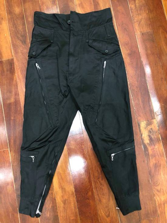 Julius Zipped Cargo Pants Size US 31