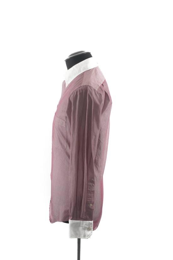 Thom Browne Thom Browne Contrast Collar Shirt Size US S / EU 44-46 / 1 - 3