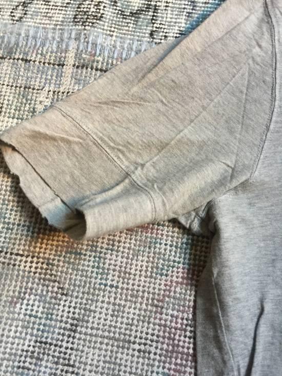 Balmain Balmain grey tee shirt Size US M / EU 48-50 / 2 - 4