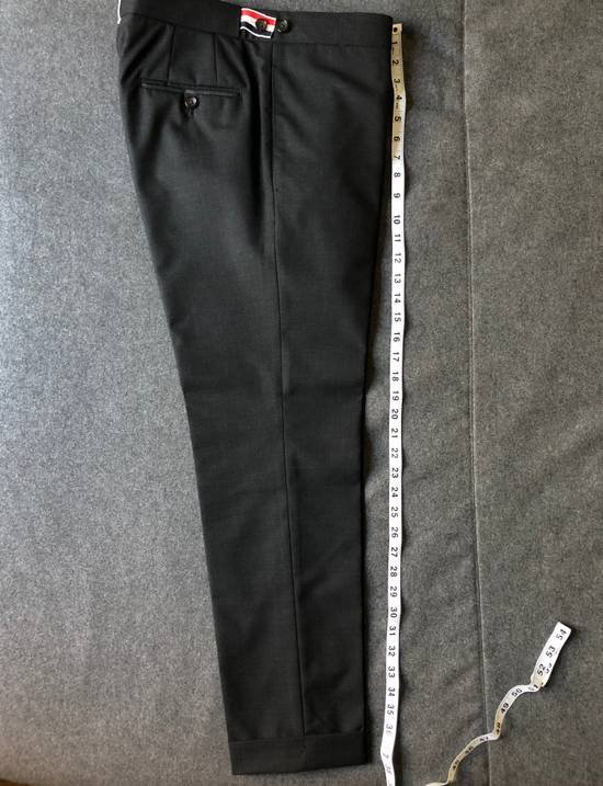 Thom Browne Charcoal Suit (Size 1) Size 38R - 11