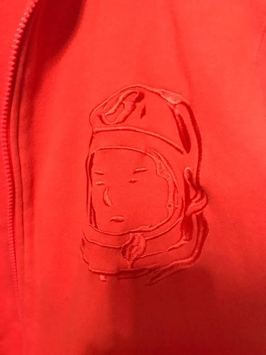 Billionaire Boys Club BBC Orange Zip Up Hoodie Jacket Size US XL / EU 56 / 4 - 1