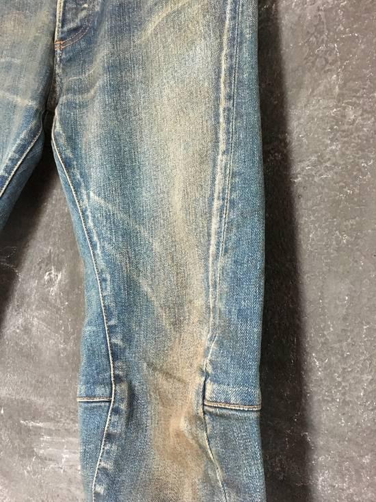 Balmain RARE AW11 Decarnin Balmain Distressed Jeans Size 28 29 30 Size US 28 / EU 44 - 2