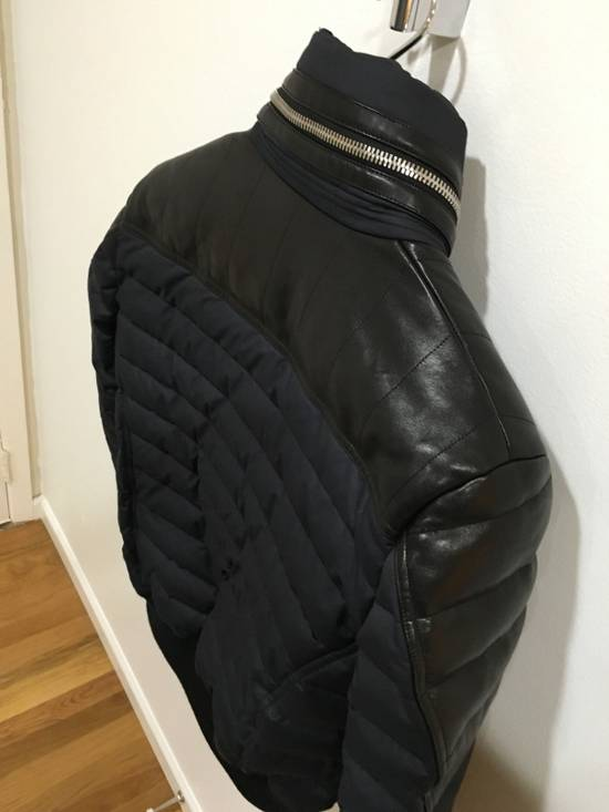 Balmain Balmain black leather jacket Size US M / EU 48-50 / 2 - 3
