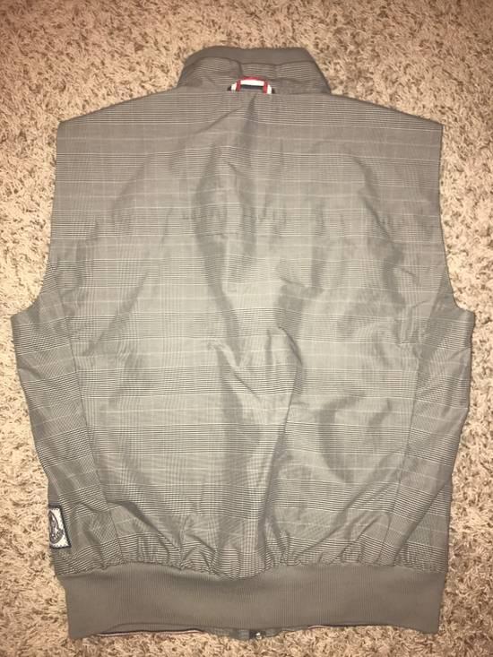Thom Browne $1880 Moncler Gamme Bleu Checker Vest Size 2 Size US M / EU 48-50 / 2 - 3