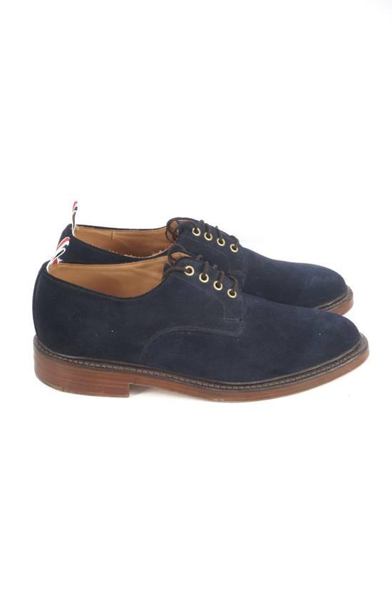 Thom Browne Thom Browne Blue Suede Derbys Size US 8.5 / EU 41-42 - 2