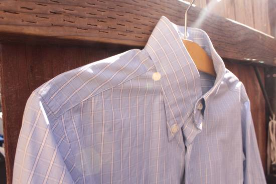 Thom Browne Thom Browne Shirt Blue Size Small Size US S / EU 44-46 / 1 - 3