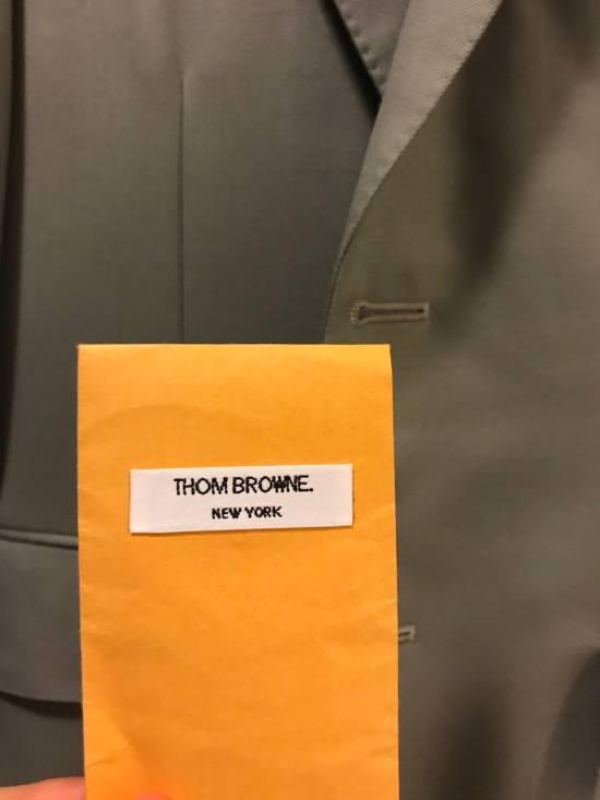 Thom Browne Thom Browne Bluish Grey Blazer (size 0) SS13 Size 34S - 5