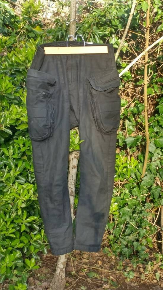 Julius Gas Mask Cargo Pants from Goth_IK; size 1 Size US 29 - 2