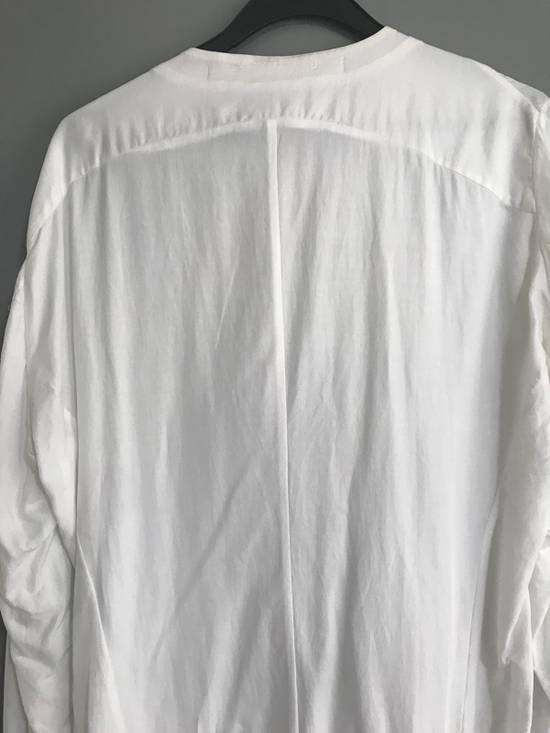 Julius AW14 no collar long shirt Size US M / EU 48-50 / 2 - 5