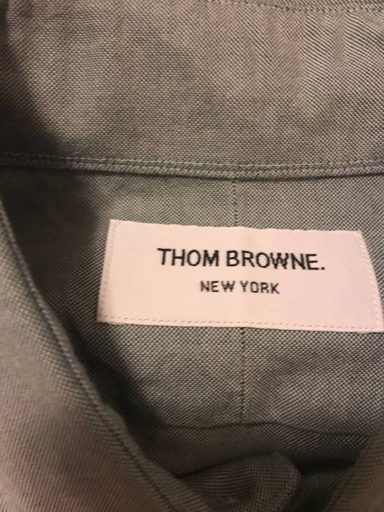 Thom Browne Green Button Down Oxford (Originally $600+) Size US M / EU 48-50 / 2 - 3