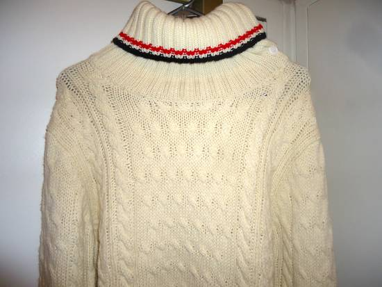 Thom Browne Cable Knit Wool Sweater Size US M / EU 48-50 / 2 - 1