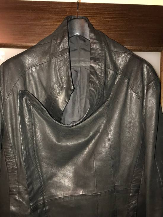 Julius Leather Jacket JP Size 3 Size US L / EU 52-54 / 3 - 1