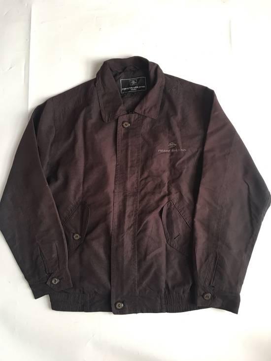 Balmain LAST DROP ! before delete! Vintage Balmain Jacket Not Prada Versace Gucci Louis Vuitton Balenciaga Size US M / EU 48-50 / 2 - 2