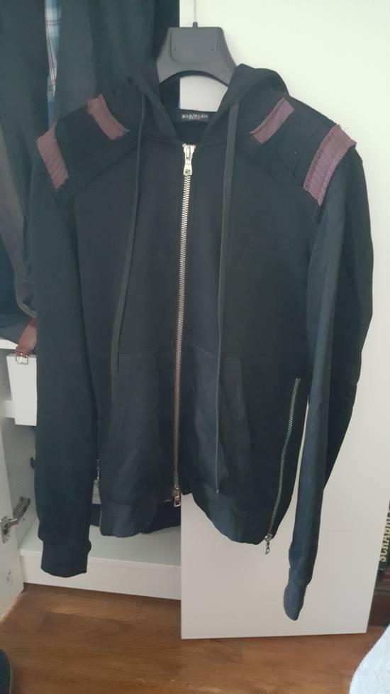 Balmain Black Balmain hoodie Size US S / EU 44-46 / 1
