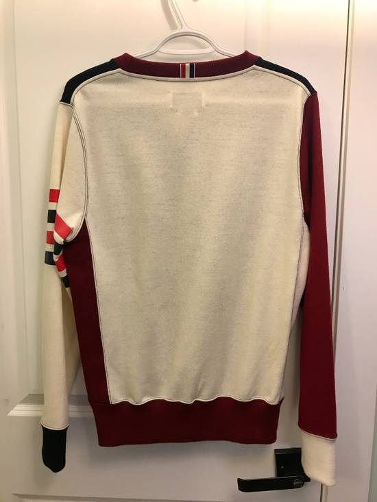 Thom Browne RARE WOOL Tri Color Sweater Size US M / EU 48-50 / 2 - 1