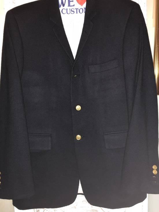 Thom Browne Classic Thom Browne Navy Blazer Size 40S - 2