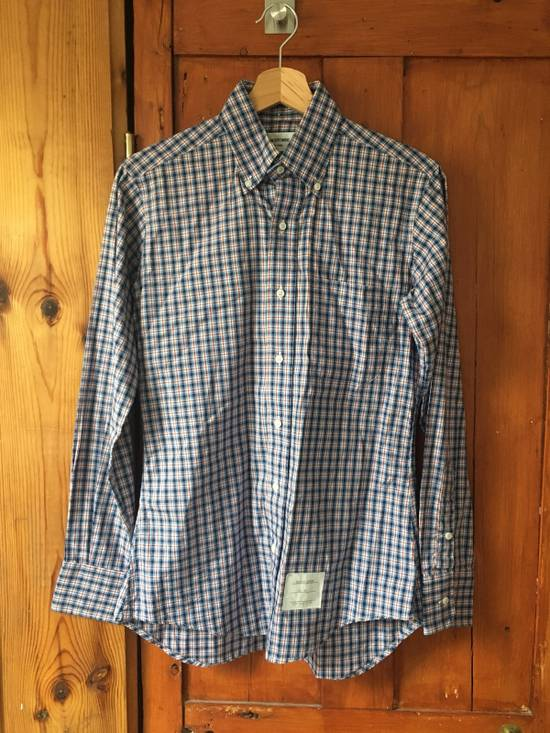 Thom Browne Gingham Shirt Size US S / EU 44-46 / 1