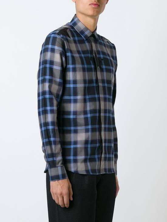 Givenchy Star-print plaid shirt Size US S / EU 44-46 / 1 - 10