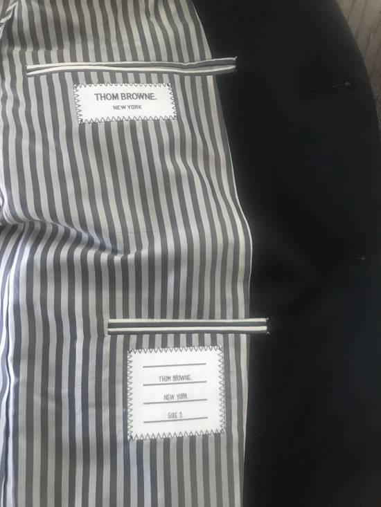 Thom Browne Black Blazer Jacket Size 38R - 3