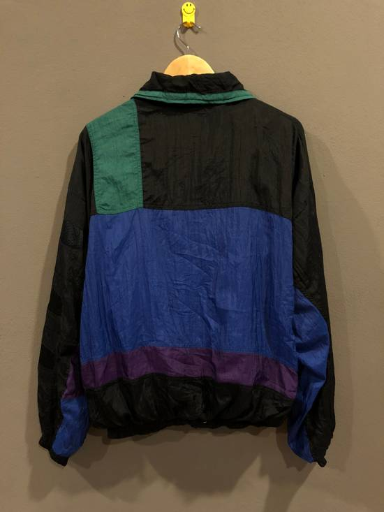 Givenchy Vintage Givenchy Activewear vintage 80's 90's color block windbreaker track jacket Size US L / EU 52-54 / 3 - 7