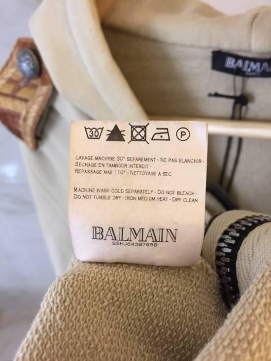 Balmain Balmain Hoodie With Patches Size US L / EU 52-54 / 3 - 2