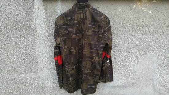 Givenchy Givenchy Dark Circuit 17 Deck Tape Rottweiler Shark Oversized Shirt size 40 (L) Size US L / EU 52-54 / 3 - 6