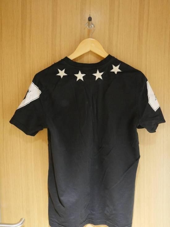 Givenchy Star appliqué cotton-jersey T-shirt Size US M / EU 48-50 / 2 - 4