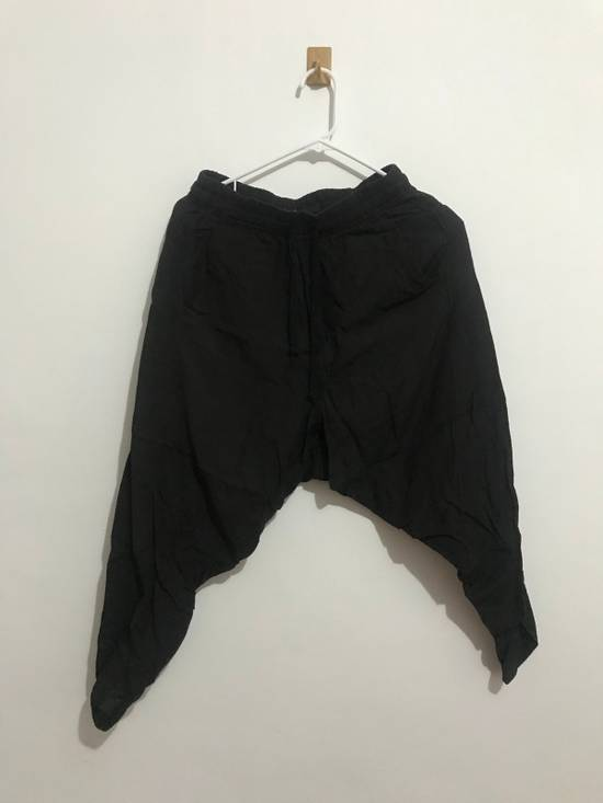 Julius Ma_julius SS14 Back Shirring Pants Size US 26 / EU 42