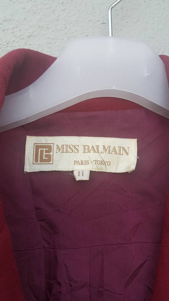 Balmain Miss Balmain Long Coat Size US S / EU 44-46 / 1 - 4