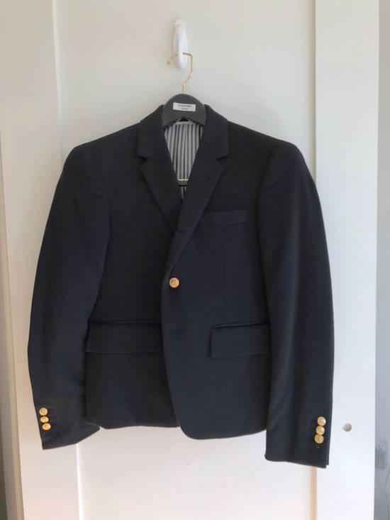 Thom Browne Thom Browne Cashmere navyblue blazer Size 34R